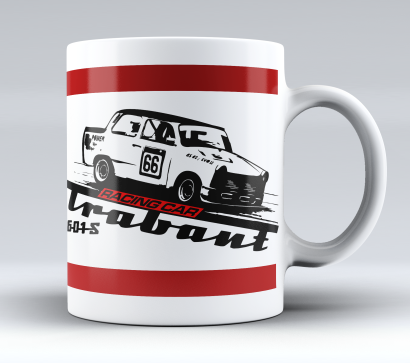 PRL Trabant Racing Car
