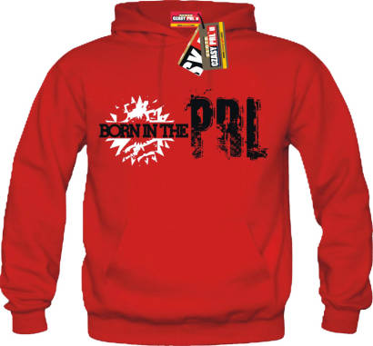 BORN in the PRL- bluza