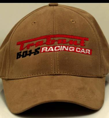 Trabant 601s Racing Car - czapka z haftem